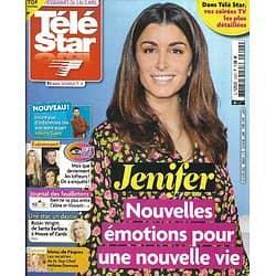 TELE STAR n°2322 03/04/2021  Jenifer, nouvelle vie/ Robin Wright/ Loft Story a 20 ans/ Simon Baker/ Menu de Pâques par H.Darroze