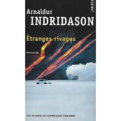 """""""Etranges rivages"""" Arnaldur Indridason/ Très bon état/ Livre poche"""