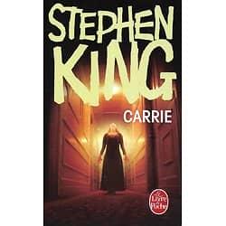 """""""Carrie"""" Stephen King/ Très bon état/ 2016/ Livre poche"""