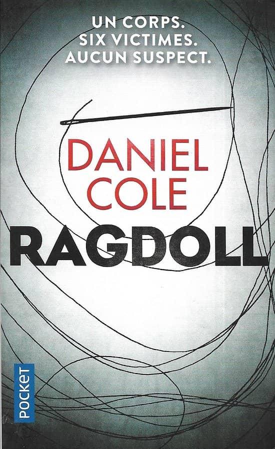 """""""Ragdoll"""" Daniel Cole/ Comme neuf/ 2019/ Livre poche"""