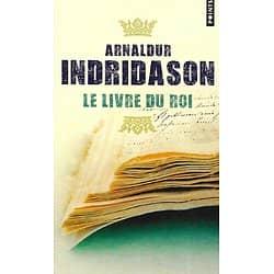 """""""Le livre du roi"""" Arnaldur Indridason/ Très bon état/ Livre poche"""
