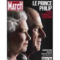 PARIS MATCH n°3754 15/04/2021   Le prince Philip d'Edimbourg: 70 ans d'amour et d'histoire