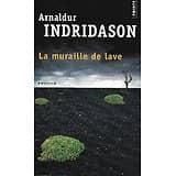 """""""La muraille de lave"""" Arnaldur Indridason/ Très bon état/ Livre poche"""