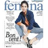 VERSION FEMINA n°994 19/04/2021 La mode a le pied marin/ Dominique Besnehard/ Dans le frigo des nutritionnistes/ Voyage: l'Algarve/ Astuces éclat du teint