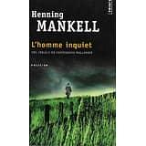 """""""L'homme inquiet"""" Henning Mankell/ Très bon état/ Livre poche"""