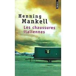 """Les chaussures italiennes"" Henning Mankell/ Excellent état/ Livre poche"