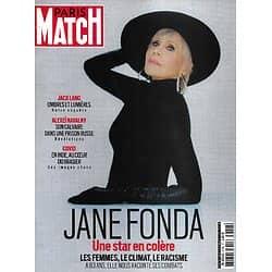 PARIS MATCH n ° 3756 28/04/2021 Jane Fonda, une star en colère / Covid: le chaos indien / Navalny, son calvaire en Russie / Audrey Fleurot sculpte ses rôles / Jack Lang indétrônable / L'héritier Napoléon /