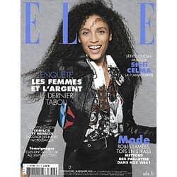 ELLE n°3913 18/12/2020  Stéfi Celma, la flamboyante/ Les femmes et l'argent/ Corinne Diacre, la polémique/ Kristen Stewart, notre reporter