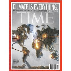 TIME VOL.197 15&16 26/04/2021  Climate is everything/ Pfizer-BioNTech vaccine/ Prince Philip/ QAnon in office/ Flooding in Kenya
