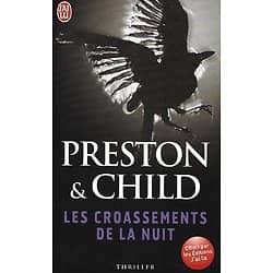 """""""Les croassements de la nuit"""" Preston & Child/ Comme neuf/ Livre poche"""