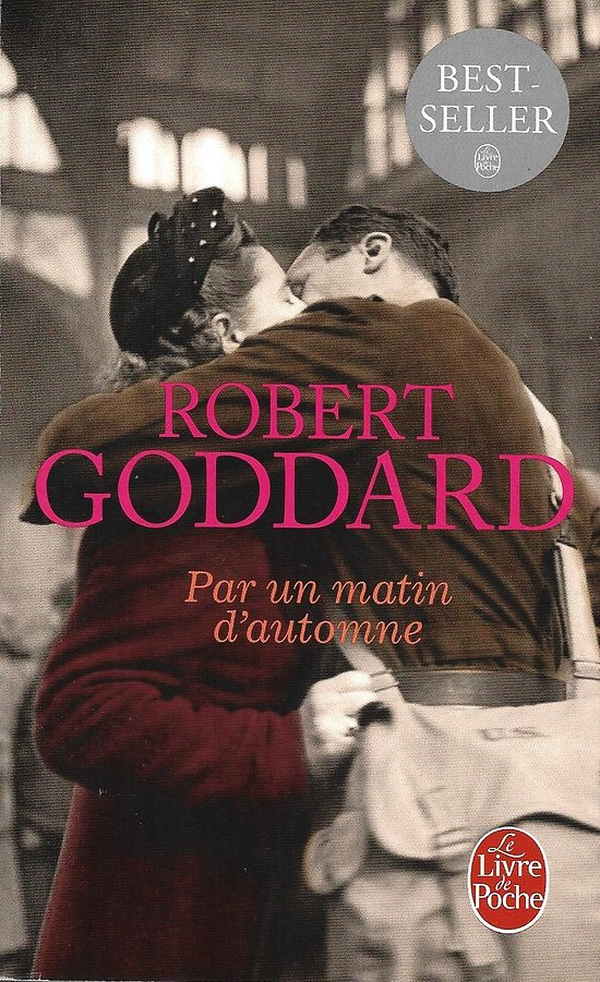 """Par un matin d'automne"" Robert Goddard/ Très bon état/ Livre poche"