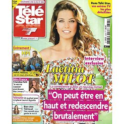 "TELE STAR n°2328 15/05/2021  Laëtitia Milot/ ""HPI""/ Miss France/ Goldman/ Gillian Anderson/ Les Kardashian/ Yves Duteuil"
