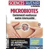 SCIENCES ET AVENIR n°890 avril 2021  Microbiotes: comment renforcer notre immunité/ Les autoroutes de l'espace/ Les baleines, gardiennes du lcimat