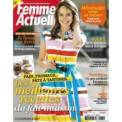 FEMME ACTUELLE n°1913 24/05/2021  Les meilleures recettes du fait-maison/ Je booste ma forme/ Déménager sans se ruiner