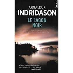 """""""Le lagon noir"""" Arnaldur Indridason/ Excellent état/ 2017/ Livre poche"""