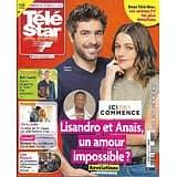 """TELE STAR n°2330 29/05/2021 """"Ici tout commence"""" Galiana & Sassoust/ """"Koh-Lanta""""/ Tom Hanks/ Renaud/ Olivier Minne """"Fort Boyard"""""""