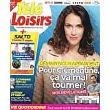 """TELE LOISIRS n°1835 01/05/2021  """"Demain nous appartient"""" Linda Hardy/ Salto: Fiction française/ Astérix, Obélix & G.Canet/ Fernandel/ """"Rambo"""""""