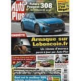 AUTO PLUS n°1684 11/12/2020  Arnaque sur Leboncoin/ Future Peugeot 308/ Meilleur SUV rechargeable