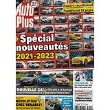 AUTO PLUS n°1690 22/01/2021  Spécial Nouveautés 2021-2023/ Citroën C4/ Ford Mustang Mach-E/ Boîtes automatiques
