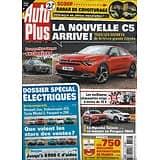 AUTO PLUS n°1691 29/01/2021  La nouvelle Citroën C5/ Spécial voitures électriques/ Les meilleurs distributeurs/ Hyundai Tucson vs Peugeot 3008