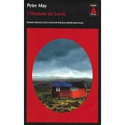 """""""L'Homme de Lewis"""" Peter May/ Très bon état/ Livre poche"""
