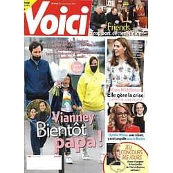 "VOICI n°1748 04/06/2021  Vianney, bientôt papa!/ Kate Middleton/ Ophélie Winter/ ""Friends""/ Kate Winslet/ Brad Pitt/ Sagamore Stévenin"