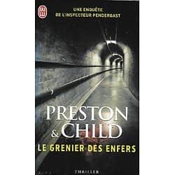 """""""Le grenier des enfers"""" Preston & Child/ Etat correct/ Livre poche"""