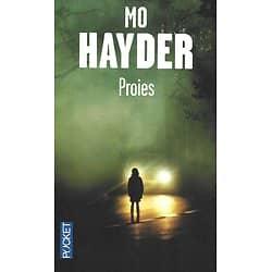 """""""Proies"""" Mo Hayder/ Excellent état/ Livre poche"""
