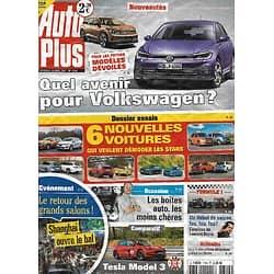 AUTO PLUS n°1704 30/04/2021  Quel avenir pour Volkswagen?/ Les nouveautés défient les voitures stars/ Tesla Model 3/ Boîtes automatiques abordables