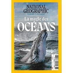 NATIONAL GEOGRAPHIC n°260 mai 2021   La magie des océans, numéro événement