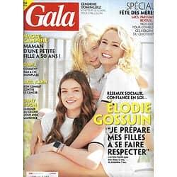 GALA n°1459 27/05/2021  Elodie Gossuin/ Dany Boon/ Axel Kahn/ Naomi Campbell/ Anthony Hopkins/ Spécial Fête des Mères