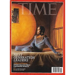 TIME VOL.197 21&22 June 7th 2021  Next Generation Leaders: Akwaeke Emezi/ Israel-Gaza: a war within/ The Virginia Military Institute/ The mosquito experiment