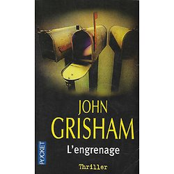 """L'engrenage"" John Grisham/ Bon état d'usage/ Livre poche"