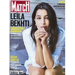 PARIS MATCH n°3764 24/06/2021  Leïla Bekhti, l'irrésistible ascension/ Affaire Jubillar/ Le come-back de Benzema/ La Samaritaine renaît