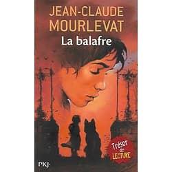 """La balafre"" Jean-Claude Mourlevat/ Comme neuf/ Pocket jeunesse"