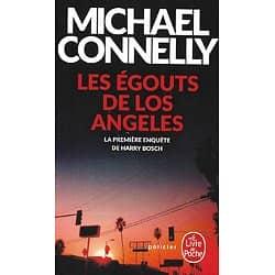 """""""Les égouts de Los Angeles"""" Michael Connelly/ 2020/ Très bon état/ Livre poche"""