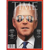 TIME VOL.197 23&24 June 21th 2021  Joe Biden, taking on Putin (Art cover)/ Special report: Health care/ Revisiting tourism