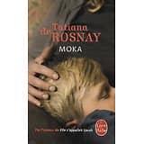 """""""Moka"""" Tatiana de Rosnay/ Bon état/ Livre poche"""
