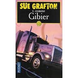 """""""G comme gibier"""" Sue Grafton/ Bon état/ Livre poche"""