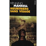 """""""Meurtriers sans visage"""" Henning Mankell/ Très bon état/ Livre poche"""