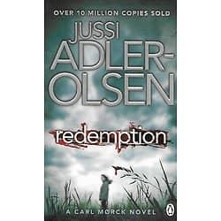 """Redemption"" Jussi Adler-Olsen/ Bon état/ 2013/ Livre poche"