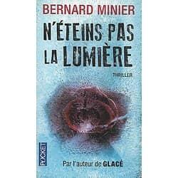 """""""N'éteins pas la lumière"""" Bernard Minier/ Très bon état/ Livre poche"""