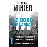 """""""M. Le bord de l'abîme"""" Bernard Minier/ Comme neuf/ 2020/ Livre poche"""