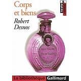 """""""Corps et biens"""" Robert Desnos/ Très bon état/ Gallimard/ Livre poche"""