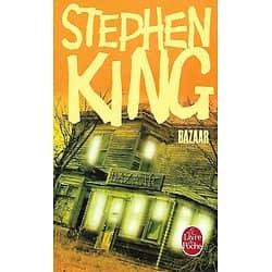 """""""Bazaar"""" (l'intégrale) Stephen King/ Excellent état/ 2013/ Livre poche"""