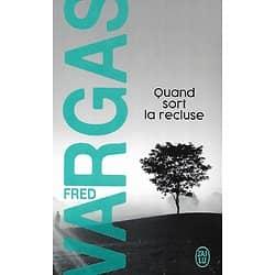 """""""Quand sort la recluse"""" Fred Vargas/ Très bon état/ 2018/ Livre poche"""
