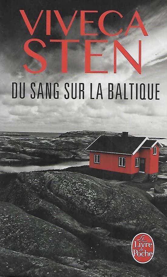 """""""Du sang sur la Baltique"""" Viveca Sten/ Très bon état/ Livre poche"""