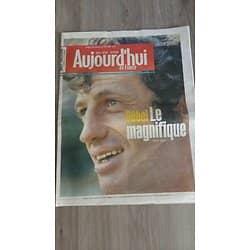 Aujourd'hui en France n°7231 07/09/2021  Bébel Le magnifique -hommage à Belmondo