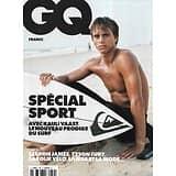 GQ n°150 juin-juillet 2021  Spécial Sport/ Kauli Vaast, prodige du surf/ LeBron James/ Tyson Fury/ La folie vélo/ Tennismen de légende