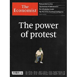 THE ECONOMIST Vol.435 n°9198 13/06/2020  The power of protest/ The limits of AI/ Post-pandemic cities/ Our US election model/ the business of deforestation